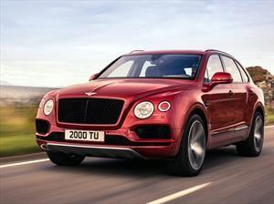 Bentley Bentayga, ahora con V8 y nuevos frenos