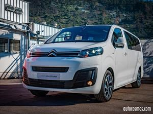 Citroën Spacetourer 2017 en Chile, la reinvención del furgón de pasajeros