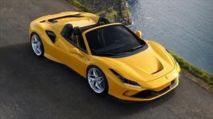 Ferrari F8 Spider 2020, deportividad y lujo a cielo abierto