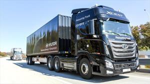 Hyundai presenta sus camiones cargados de ayudas para la conducción