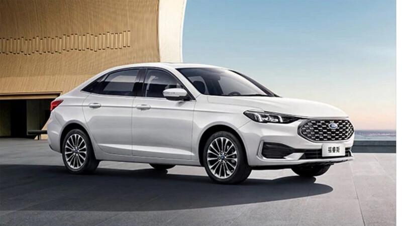 ¿Comprarías este Ford Escort importado de China?