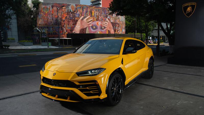 Lamborghini Urus, el SUV más rápido del mundo es un éxito en México