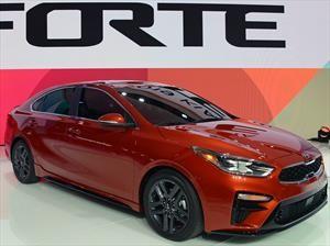 Kia Forte 2019, la nueva generación