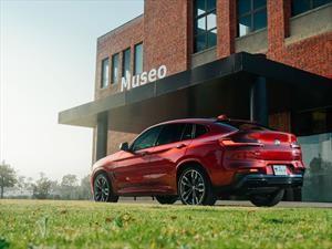 Manejamos el BMW X4 2019