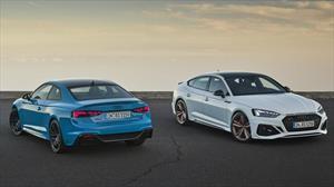 Audi RS 5 Coupé y RS 5 Sportback 2020 aparecen con un diseño más deportivo y mayor equipamiento