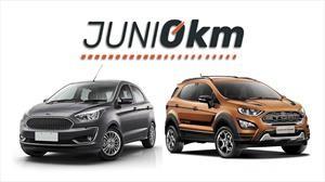 Junio 0Km: Las bonificaciones de Ford