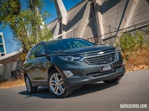 Test Drive: Chevrolet Equinox 2018
