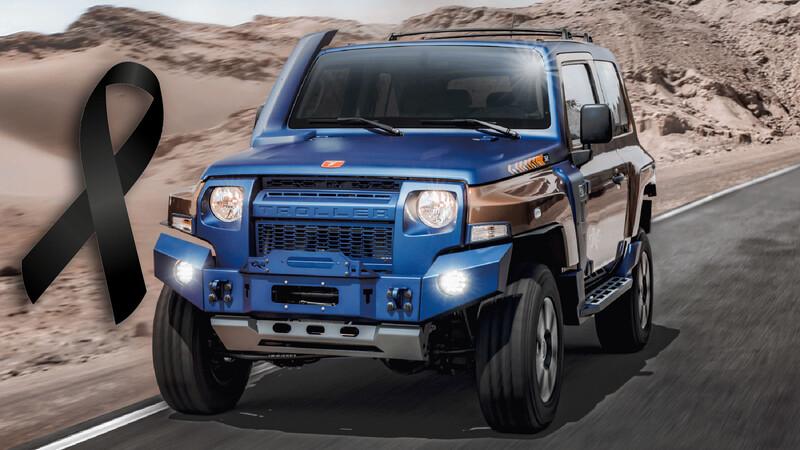 Se muere Troller: Ford no vende la marca ni el diseño del T4