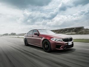 BMW M5 2019 a prueba: Los súper autos también son sedanes