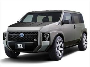 Toyota Tj Cruiser, una verdadera caja sobre ruedas