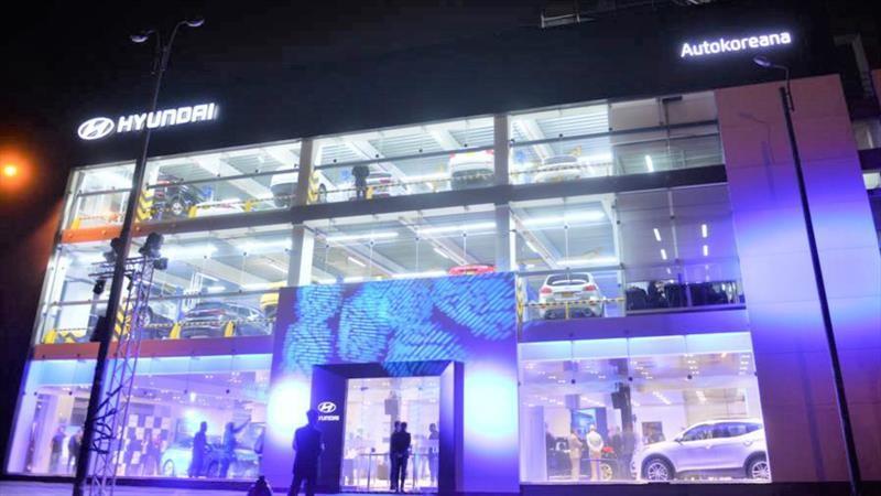 Hyundai reabrió su red de servicio en el país