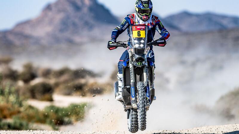 Los argentinos en el Dakar 2021