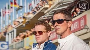 Estas son las primeras imágenes de la película sobre la rivalidad de Ford y Ferrari en Le Mans