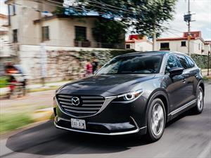Mazda CX-9 2017 a prueba