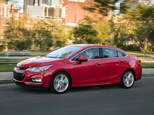Chevrolet Cruze 2016 ofrece un consumo de 42 mpg en carretera