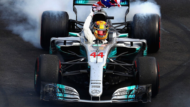¿Por qué Lewis Hamilton usa el Nº 44?