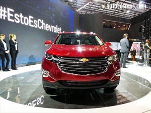 Chevrolet va del V8 al auto eléctrico en el Salón de Buenos Aires