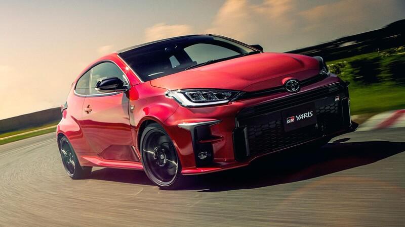 ¡Confirmado! Así es el Toyota GR Yaris que llegará a Chile