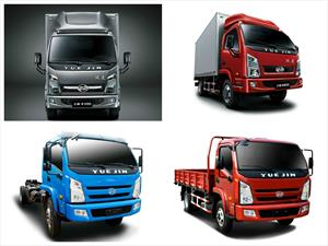 China Automotriz da a conocer la nueva marca Yuejin