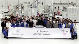 Mercedes-Benz crece su red de producción de baterías para autos eléctricos