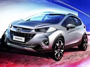 El nuevo SUV de Honda se llamará WR-V
