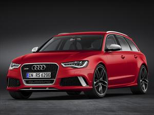 Audi RS6 Avant 2014, primeras imágenes