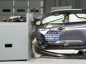 Hyundai Tucson 2016 obtiene el Top Safety Pick+ del IIHS