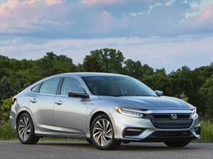 Honda Insight es el auto más ecológico de 2019