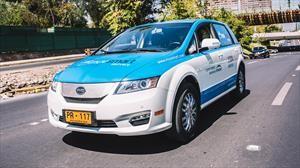 Los eléctricos de Muvsmart formarán parte de los servicios logísticos de 99 minutos