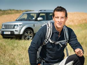 """Bear Grylls es el nuevo """"Embajador"""" de Land Rover"""
