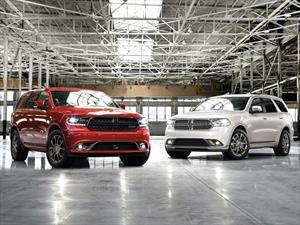 Dodge Durango 2016 disponible con los paquetes Brass Monkey y Anodized Platinum