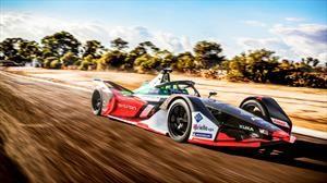 Audi muestra su bólido para la Fórmula E 2019-2020