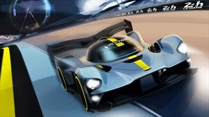 La Valquiria de Aston Martin se prepara para ir por Le Mans