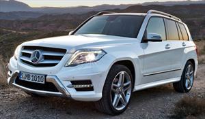 Mercedes-Benz GLK se presenta en el Salón de Nueva York 2012