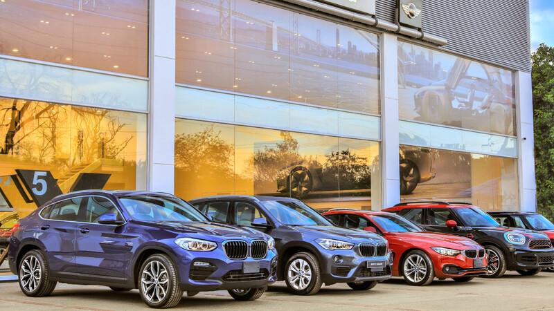 BMW y Mini lanzan su vitrina online en Colombia