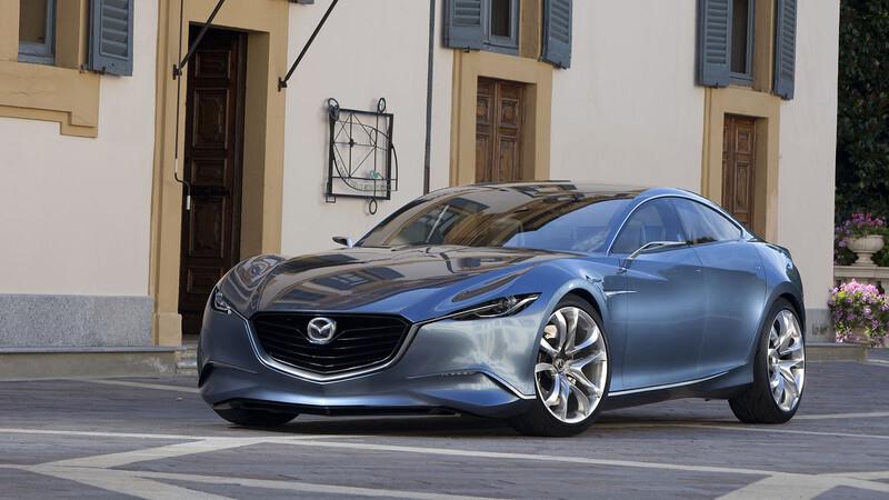 Mazda celebra 10 años de su lenguaje de diseño Kodo