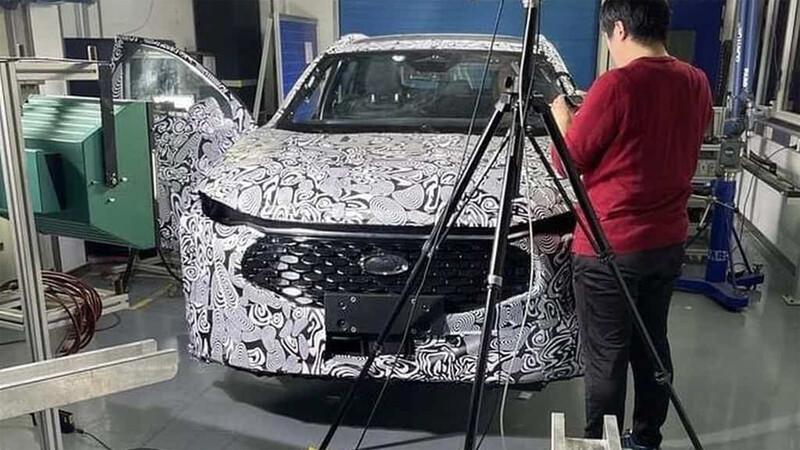 El nuevo Ford Fusion ya no será sedán, será un nuevo crossover