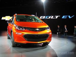 El Chevrolet Bolt podrá manejarse en Brasil