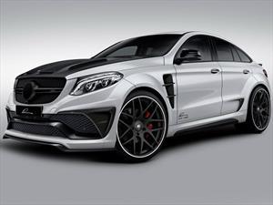 Mercedes-Benz GLE Coupé por Lumma Design, con apariencia bestial