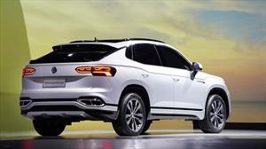 Volkswagen SUV Coupé Concept, la camioneta con estilo deportivo