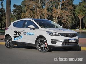 Prueba Geely Emgrand GS, China Chic