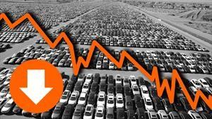 Marzo fue un mes desastroso para el mercado automotriz mundial