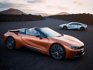 BMW i8 2019 debuta