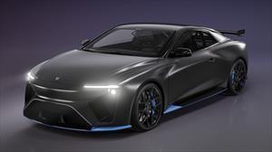 Gumpert Nathalie aparece como un auto deportivo eléctrico de celda de combustible de metanol