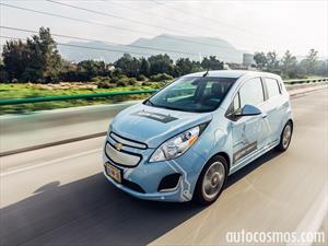 Manejamos el Chevrolet Spark EV 2015