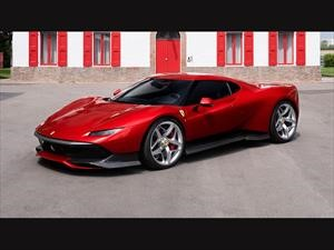 Ferrari SP38, potencia y estilo a pedido