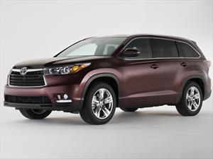 Toyota Highlander 2014 llega a México desde $473,900 pesos