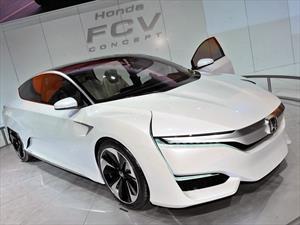 Honda FCV Concept obtiene mejor tecnología