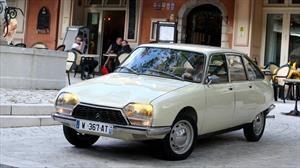 Citroën GS cumple 50 años