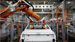 La impresión 3D se deja ver en las plantas de Audi